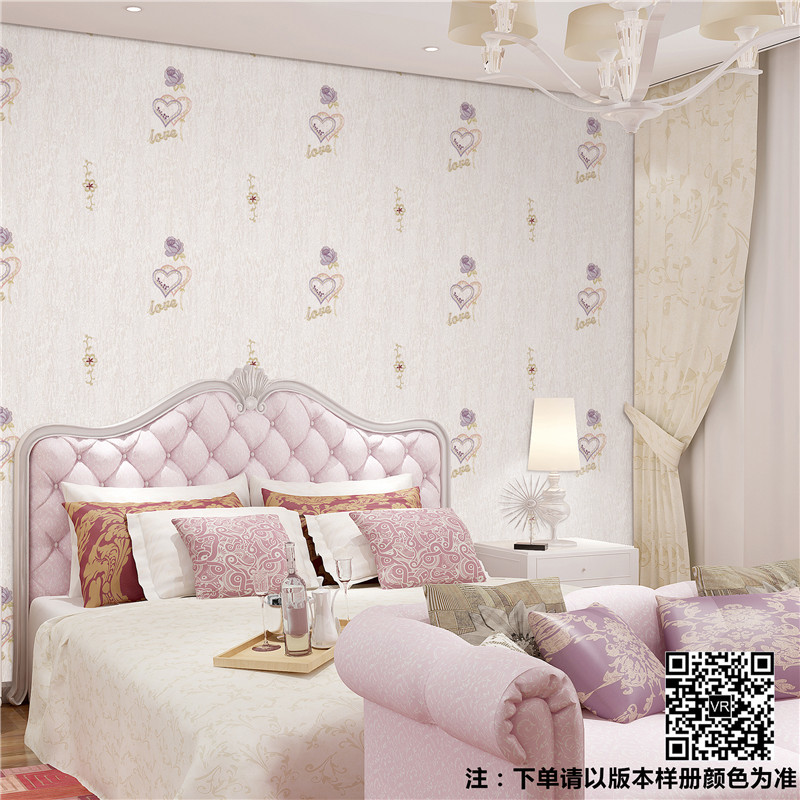 兰太太墙布系列QBC180017